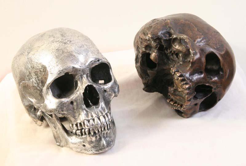 Cast Skulls